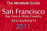 Cover Guide Michelin San Francisco 2011