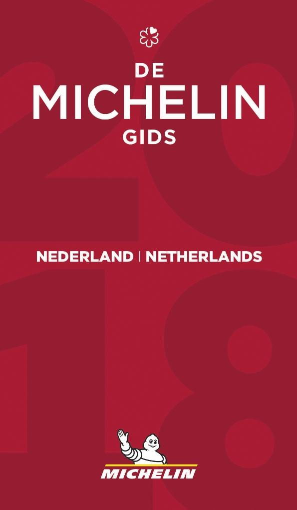 Cover Guide Michelin Niederlande