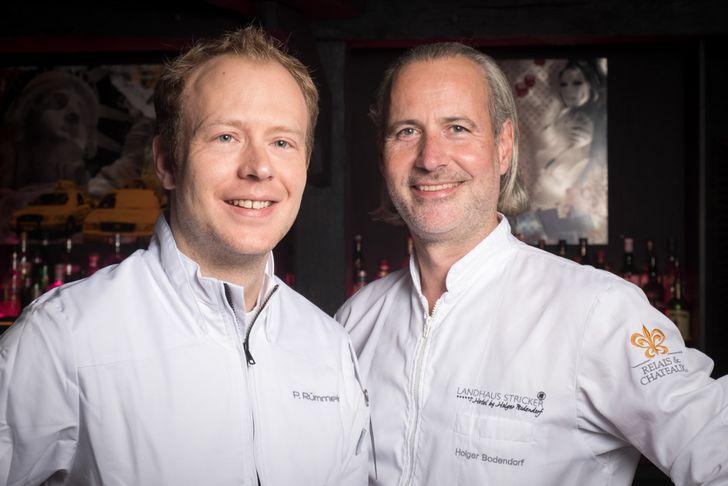 Künftig Küchenchef-Duo im Landhaus Stricker