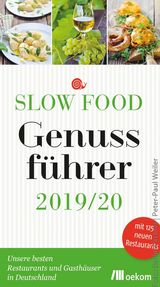 Cover slow food guide