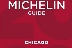 Cover Guide Michelin Chicago 2019