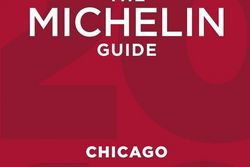 Cover Guide Michelin Chicago