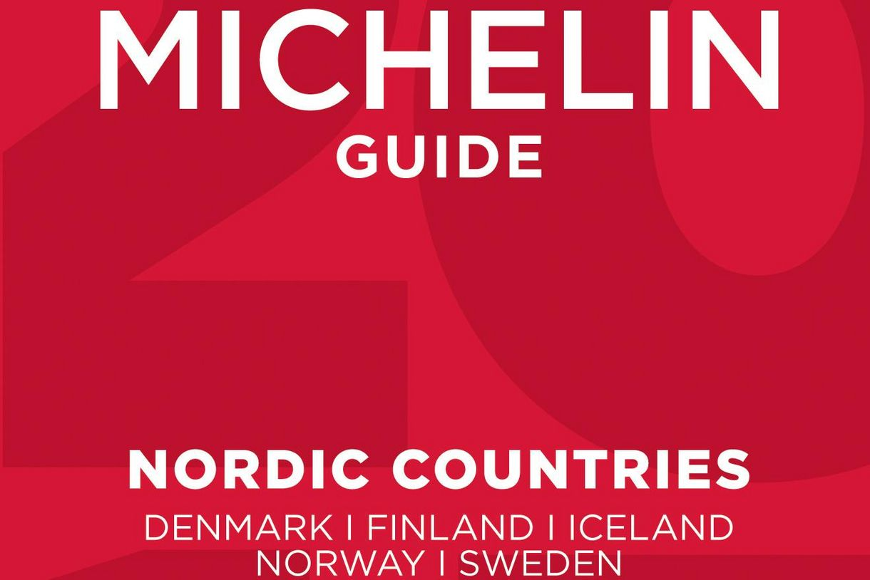 Cover Guide Michelin Skandinavien