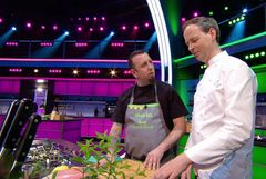 Christoph Rüffer bei The Taste / Foto: Sat.1