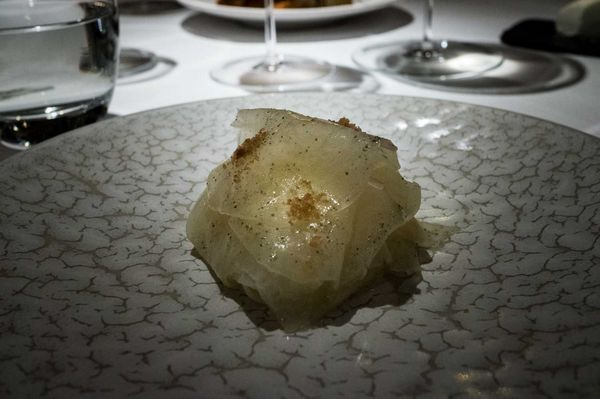 Foto: QWERTZ im The Ledbury, London