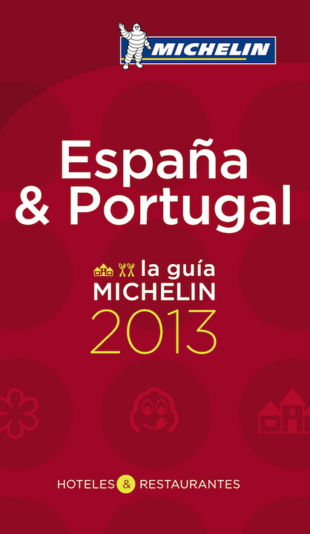 Guide Michelin Spain