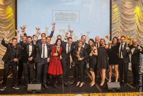 Rolling pin awards sterreich 2017 martin klein ist koch for Koch des jahres 2017
