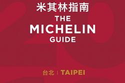 Guide Michelin Taipeh 2018