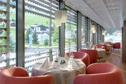 Neues Restaurant im Relais & Chateau Gasthof Post in Lech