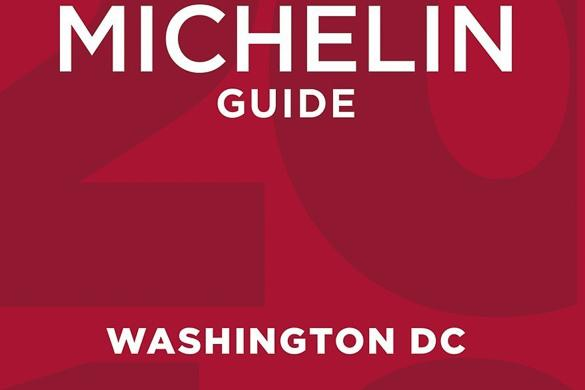 Guide Michelin Washington D.C.