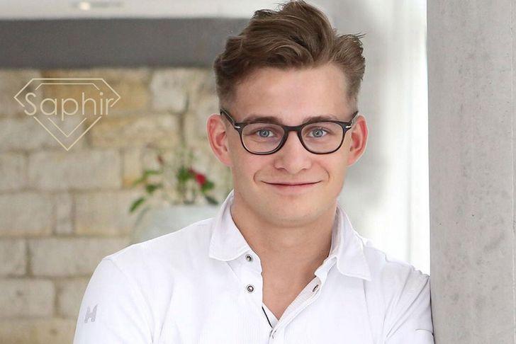 Johannes Steingruber - Neuer Küchenchef im Saphir