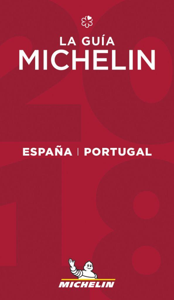 Cover Guide Michelin Spanien und Portugal