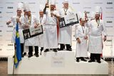 Die Gewinner des Bocuse d'Or Europe