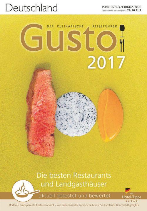 Gusto 2016 Sebastian Frank Ist Koch Des Jahres Restaurant