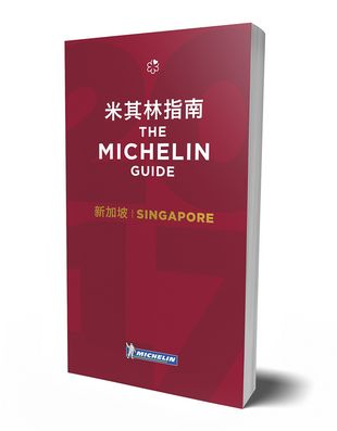 Der Guide Michelin Singapur 2017