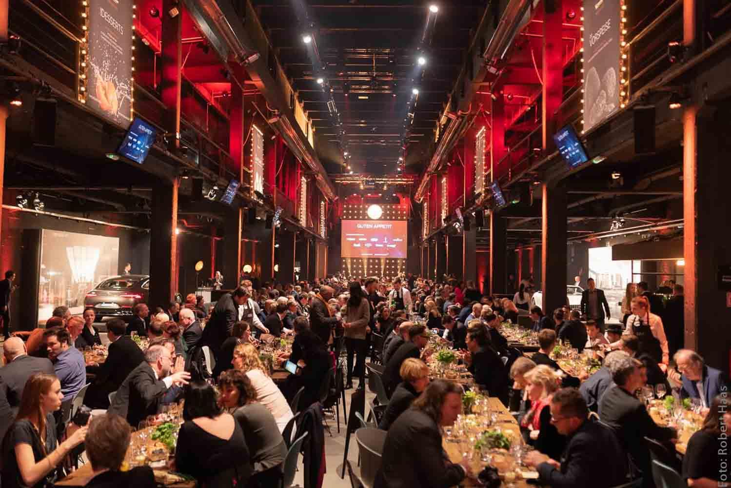 Gala für die Sterne | Restaurant Ranglisten