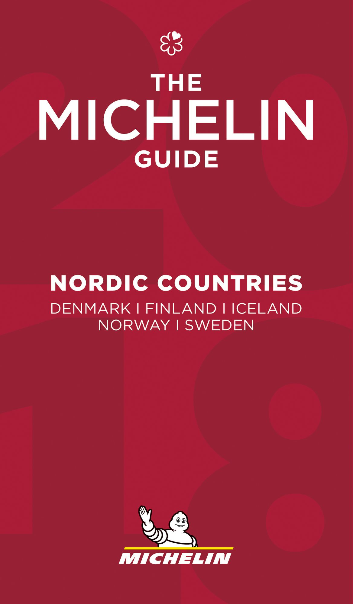Guide Michelin Nordic Countries 2018