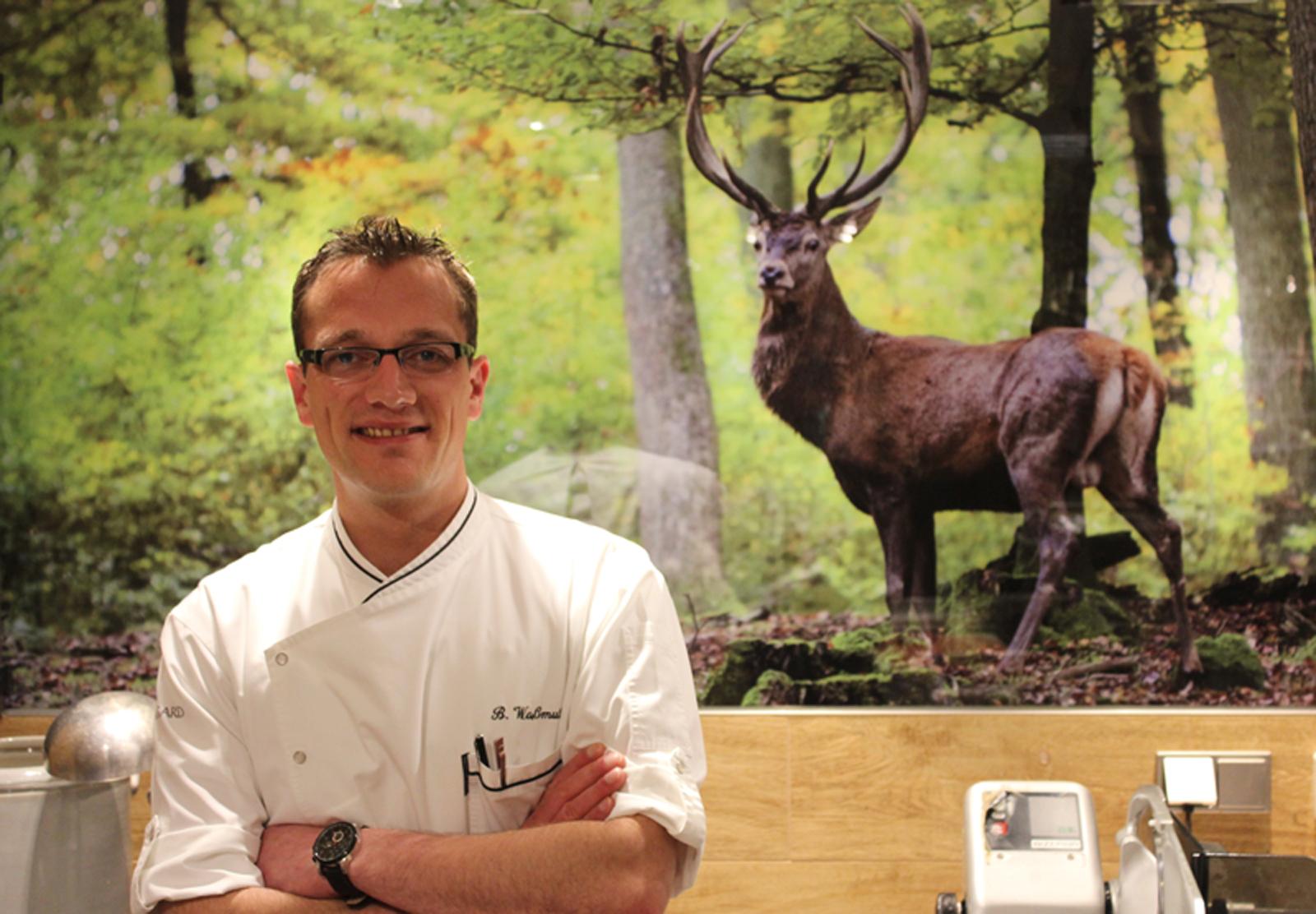 Neuer Küchendirektor im Fairmont Hotel Vier Jahreszeiten ...