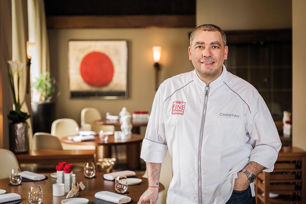 Christian bau ist koch des jahres restaurant ranglisten for Koch des jahres 2017
