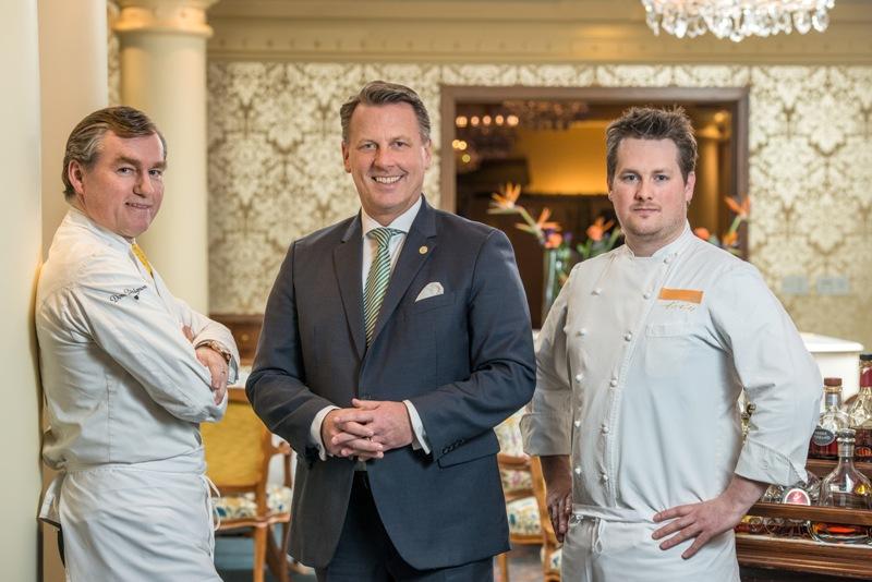 Neuausrichtung Des Wiener Restaurants Le Ciel Restaurant Ranglisten