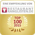 Qualitäts-Siegel von restaurant-ranglisten.de