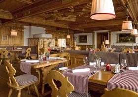 image of restaurant Interalpen-Hotel Tyrol