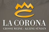 logo of restaurant La Corona