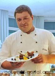Raik Zeigner Chef De Cuisine Im Ich Weiß Ein Haus Am See In Krakow