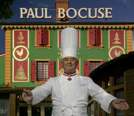 image of restaurant Paul Bocuse