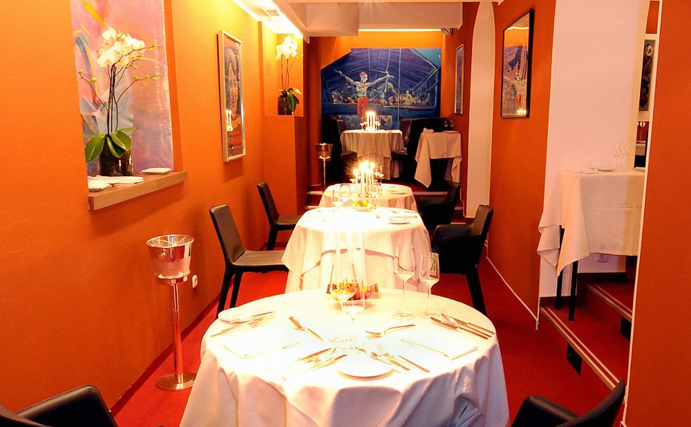 Tiger Restaurant Frankfurt